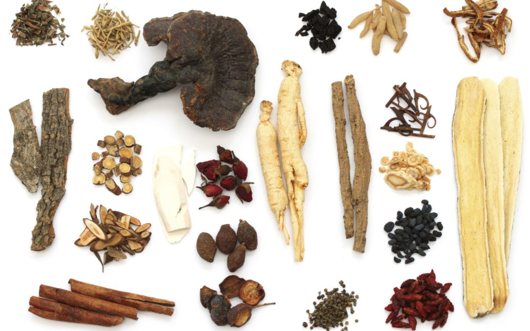 Benefit of Organic Chinese Herbs